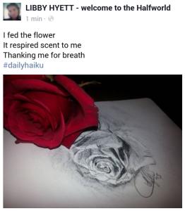 rosehaiku